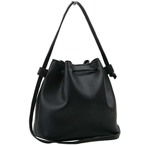 Bags Bucket Black amp; Everyday Of Crossbody Cute Bag Women's Small Copi Feminine RwvngETqqx