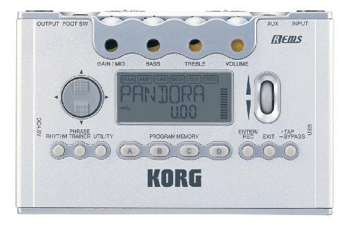 Korg Bass Effects - 4