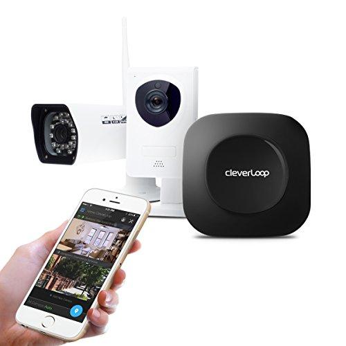 CleverLoop-Base-Station-1-Indoor-Camera-1-Outdoor-Camera