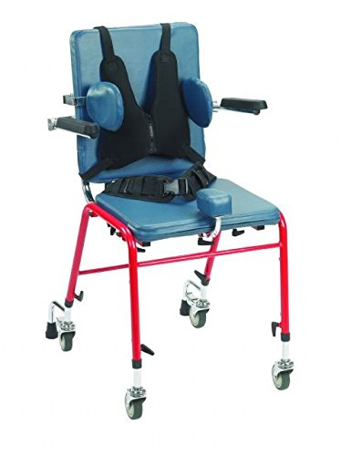 Skillbuilders school chair, support kit (trunk harness, lateral supports, abductor), small by - Supports Trunk Lateral