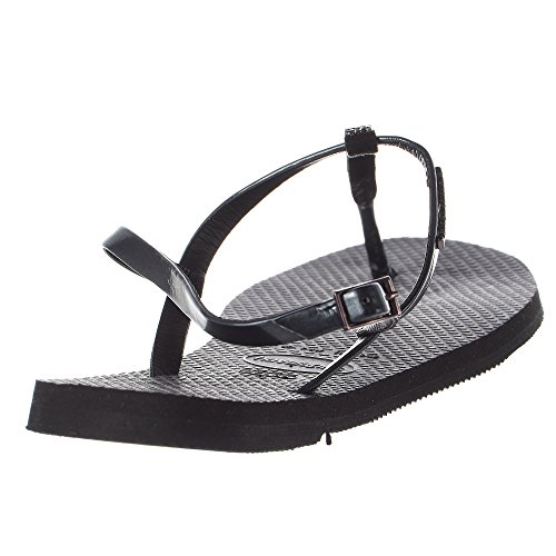 Crystal Sandals Womens You Black Riviera Havaianas TZp4tnqTx