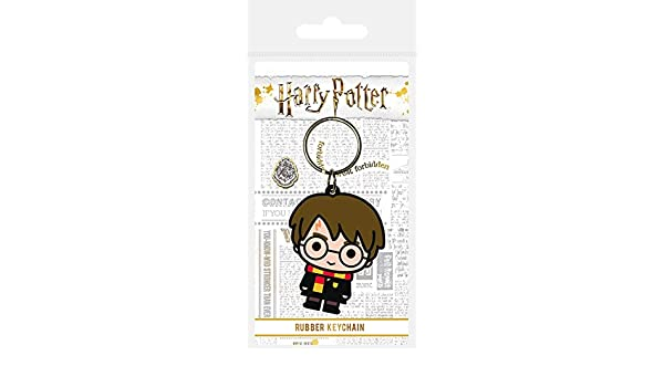 Amazon.com: Pyramid International Harry Potter Rubber ...