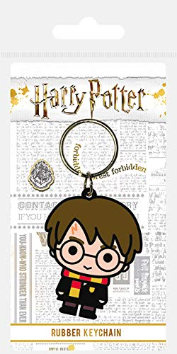 Harry Potter - Llavero Harry Potter Chibi: Amazon.es: Hogar