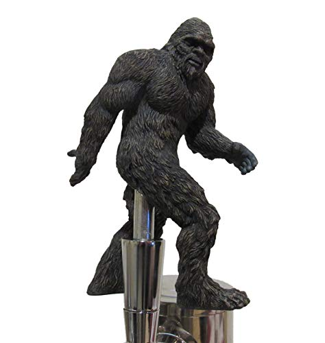 Custom Big Foot Beer Tap Handle Sports
