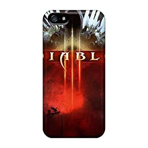 Awesome Design Diablo 3 Background Hard For SamSung Note 2 Phone Case Cover