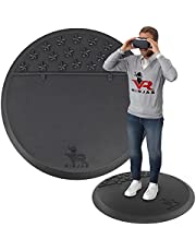 VR Ninjas Virtual Reality Mat for Position Orienting | VR Accessory | Improve Your Game | Increase Comfort | Prevent Hitting Objects | Room Scale Play | FR VR XR AR