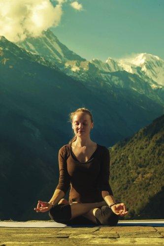 Read Online Yoga Any Day Planner Notebook: Blank Scheduler Organizer (Yoga 150 Planner) (Volume 2) ebook