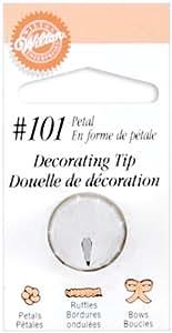 Wilton Decorating Tip, No.101 Petal