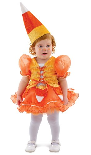 Princess Paradise - Candy Corn Princess Infant / Toddler Costume