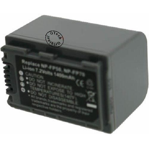 バッテリー SONY DCR-DVD92   B01D3K7FME