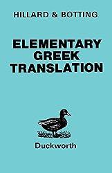 Elementary Greek Translation (Greek Language)