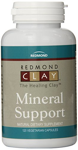 Redmond Clay Mineral Support, 120 Count