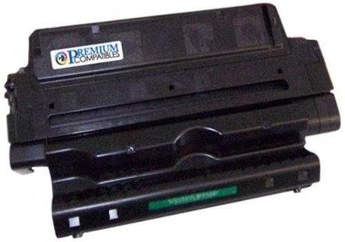 Premium Compatibles 0263B001AAPC Ink and Toner Replacement Cartridge for Canon Printers, Black (002 Premium Toner Cartridge)