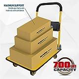 Olympia Tools - 700LB Capacity Platform Hand Truck