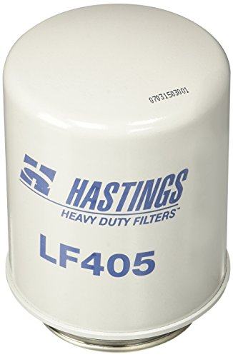Price comparison product image Hastings LF405 Vac-Cel By-Pass Lube Oil Spin-On Filter with Mason Jar Screw Neck