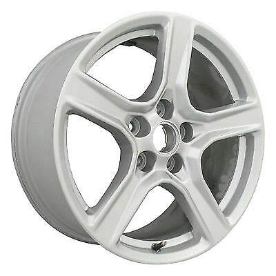 - Partsynergy Replacement For OEM Take-Off Aluminum Alloy Wheel Rim 18 Inch Fiits 2016-2018 Chevrolet Camaro 5-120mm 5 Spokes