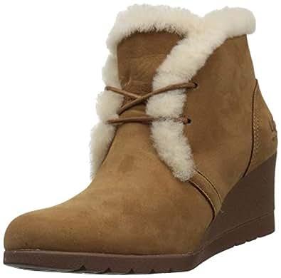 Amazon.com | UGG Women's Jeovana Winter Boot | Mid-Calf