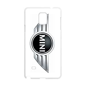 SANLSI Mini cooper sign fashion cell phone case for Samsung Galaxy Note4