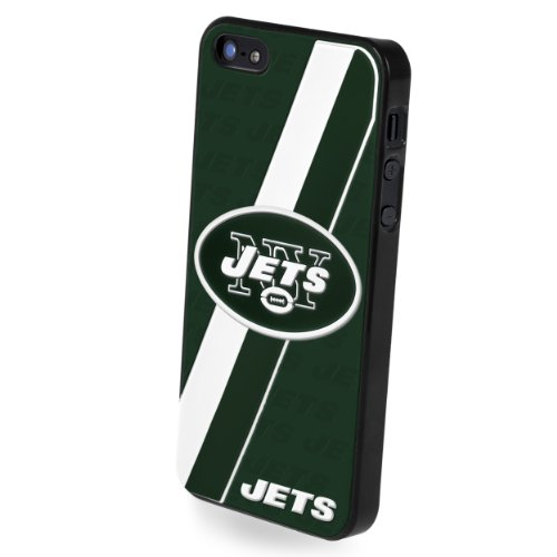 (NFL New York Jets 3D Team Logo iPhone 5 Case)