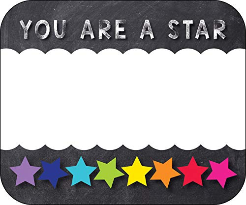 - Twinkle Twinkle You're A Star! You are a Star Name Tags