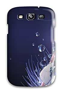 Top Quality Protection Fascinated By Bubbles Case Cover For Galaxy S3