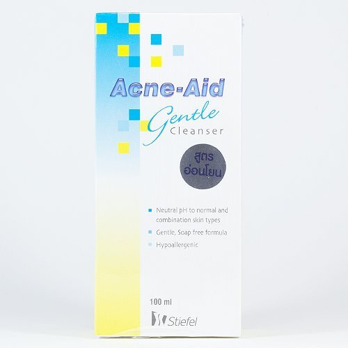 3 Pack Stifel Acne Aid Anti Acne Pimple Gentle Liquid Cleanser Facial Cleansing Wash By Acne Aid