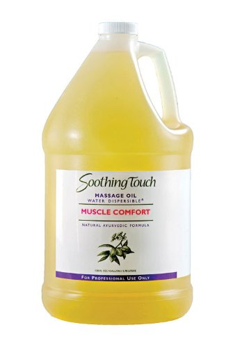 - Soothing Touch W67359G Muscle Comfort Oil, 1 Gallon