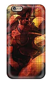 Pretty QfzQwdM4236EfzDZ iphone 5C Case Cover/ Ghost In The Shell Series High Quality Case