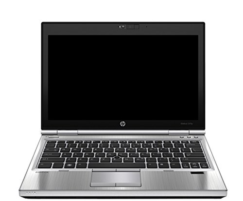 HP EliteBook 2570P Intel Core i7-3520M X2 2.9GHz 4GB 128GB SSD DVD -RW 12.5 Gray