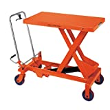 JET SLT-1650 Scissor Lift Table