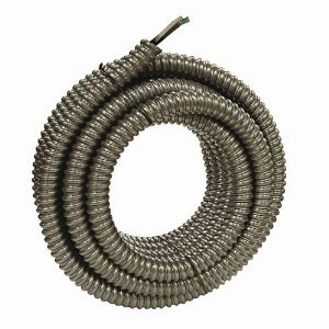 Southwire Southwire 12/2 Aluminum Armored Cable