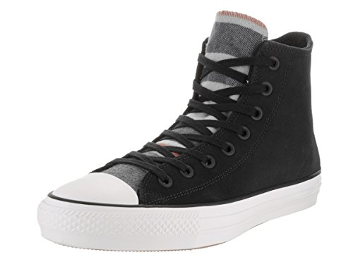 clearance perfect outlet pictures Converse Unisex Chuck Taylor All Star Pro Blanket Stripe Hi Skate Shoe Black/White/Black discount free shipping store online for nice for sale rR25Wz