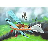 1:72 Albatros de Revell D.iii