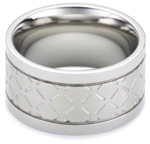 s.Oliver Herren-Ring Edelstahl 375382