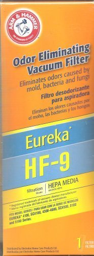 - ARM & HAMMER Eureka HF-9 HEPA Filter