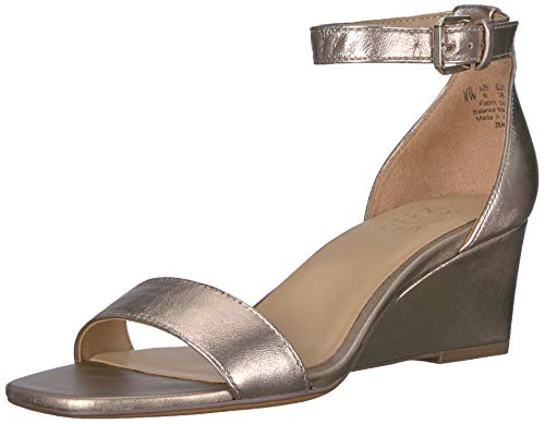 - Naturalizer Women's Zenia Shoe, Light Bronze, 9 M US