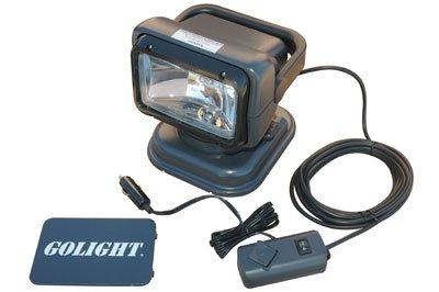 GL-5149 Portable Golight Radioray Remote Control Spotlight-Permanent Mount Shoe