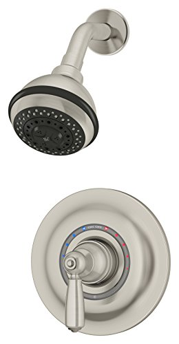 Symmons 4701-Stn-Trm Allura Shower Trim, Satin Nickel -