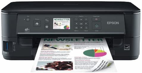Epson Stylus Office Bx 535 - Impresora multifunción de Tinta - B/N ...