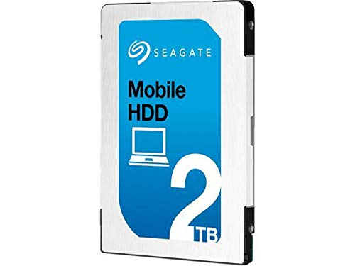 (Old Model) Seagate 2TB Laptop HDD SATA 6Gb/s 128MB Cache 2.5-Inch Internal Hard Drive (ST2000LM007) ()