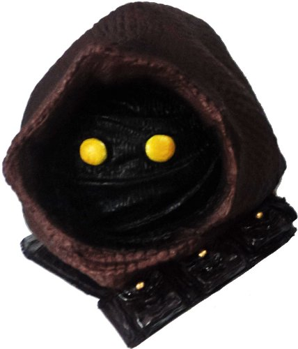 [Star Wars Kotobukiya Series 1 Real Mask Magnet Jawa] (C3po Mask)