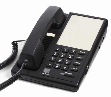 Royale 3030 Hotel Hospitality Single Line Speakerphone (Line Hospitality Speakerphone)