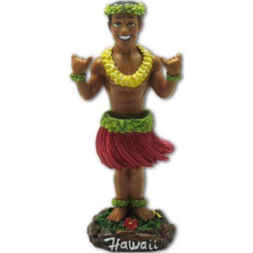 Shaka Hula Boy Mini Dashboard Doll 4