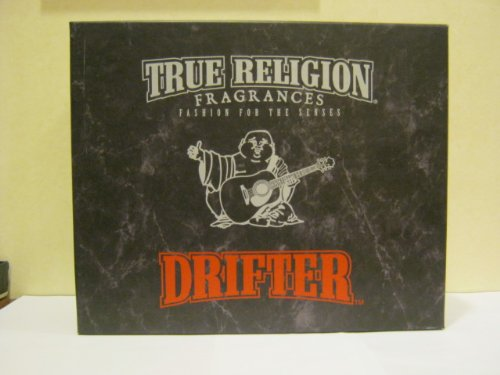 True Religion Drifter ~ 3 Piece Giftset for Men - EDT Spray 1.7 Fl. Oz + EDT Spray .25 Fl. Oz. + Hair & Body Wash 3 Fl. Oz.