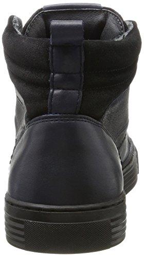 32 Bowl Active Blu denim Uomo black Alto Collo Camel A Sneaker EFBF5q