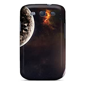Defender Case With Nice Appearance (abstract 3d) For Galaxy S3