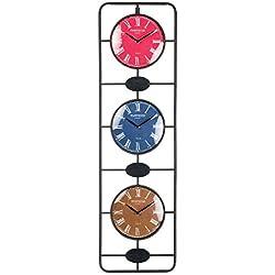 Sullivans Triple Wall Clock