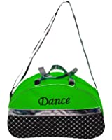 Girls Dance Bag Moon Duffle Sequin Bag Choose Color