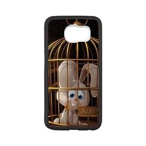 the amazing presto Samsung Galaxy S6 Cell Phone Case Black 53Go-359586