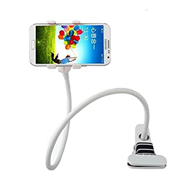Hands Free Universal 360 Degree Rotation Flexible Cell Phone Clip